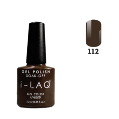 Гель лак для ногтей I-laq  112, 7,3 мл.