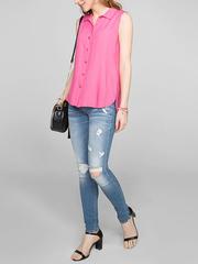 GJN011066 джинсы женские, медиум/лайт