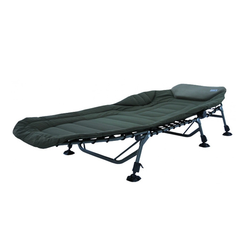 Раскладушка туристическая - походная кровать Helios (карповая)