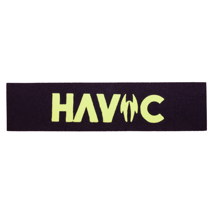 Наждак для самоката HAVOC Logo (Green)
