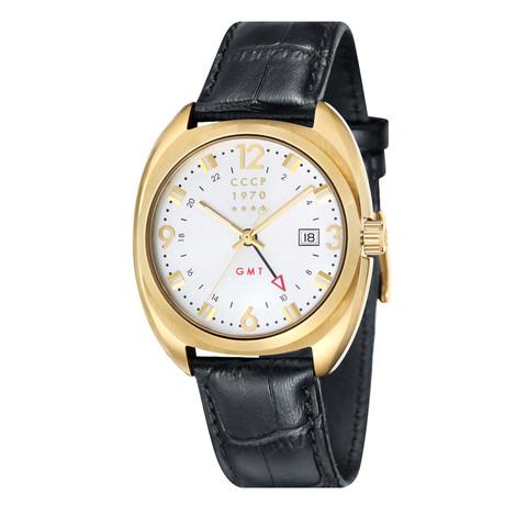 Купить Наручные часы CCCP CP-7016-02 Aviator Yak-15 по доступной цене