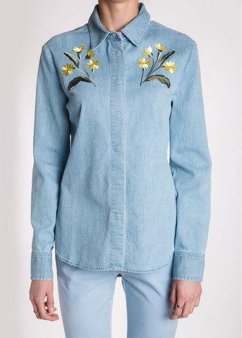 Рубашка джинсовая STELLA MCCARTNEY