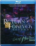Return To Forever / Returns - Live At Montreux 2008 (Blu-ray)