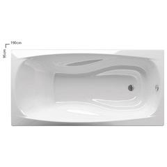 Ванна прямоугольная 190х95 см Ravak XXL CA91000000 фото