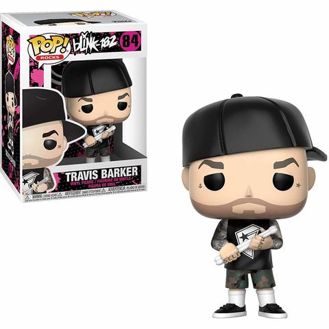 Travis Barker Blink-182 Funko Pop! Vinyl Figure || Трэвис Баркер