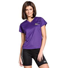 Женская беговая футболка Mizuno Promo Dry Lite Tee (P12TW02 68)