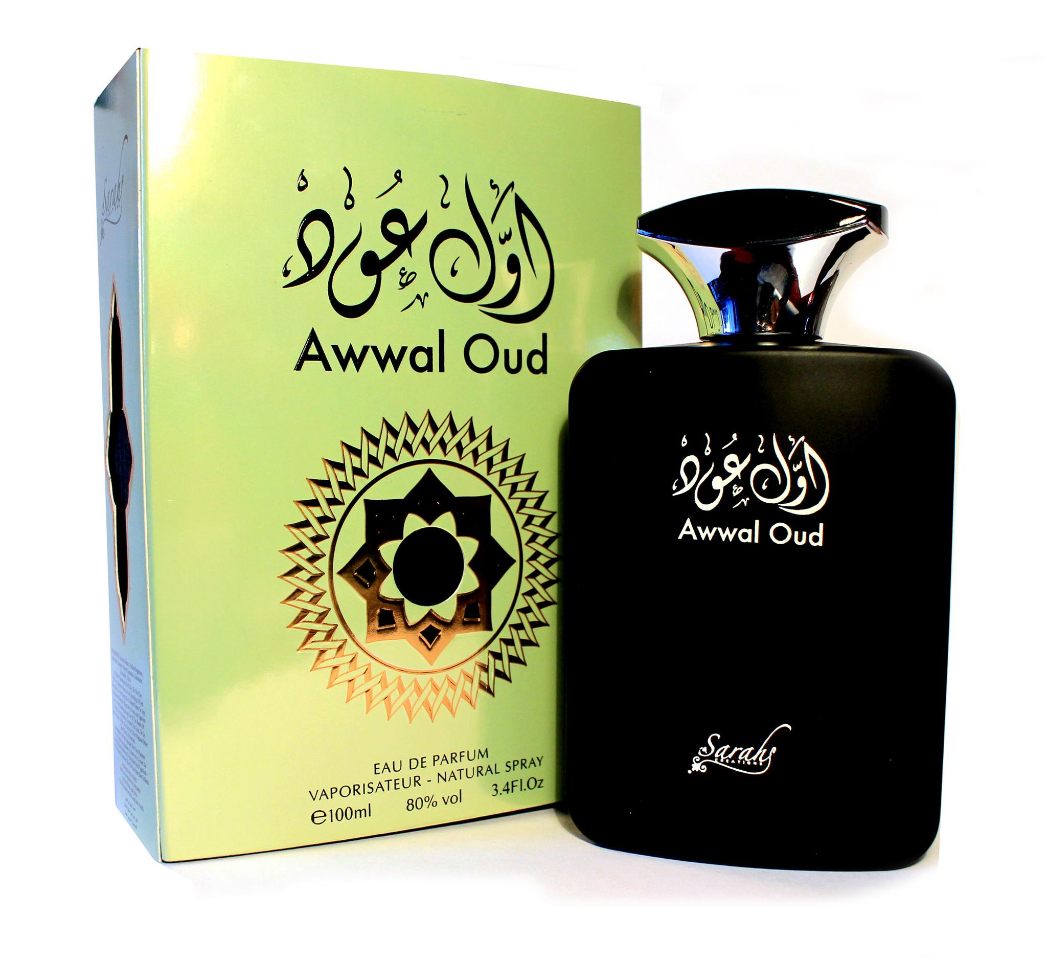 Awwal Oud авваль уд 100 мл спрей от май парфюмс My Perfumes купить