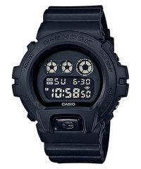 Мужские японские наручные часы Casio DW-6900BB-1DR