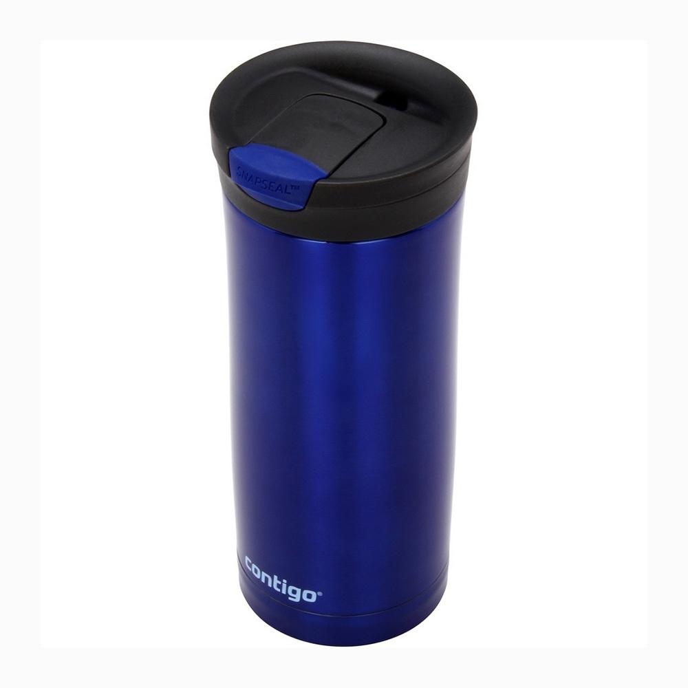 Термокружка Contigo Huron (0,47 литра) синяя