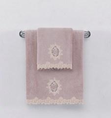 DESTAN-ДЕСТАН  полотенце махровое Soft Cotton (Турция)