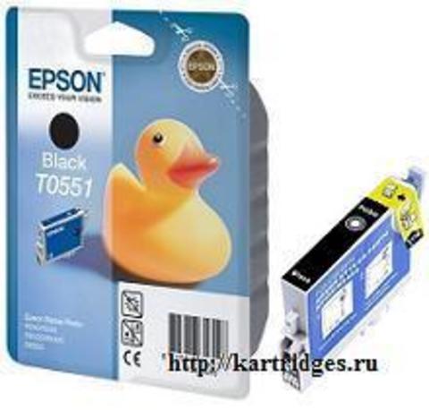 Картридж Epson T055140