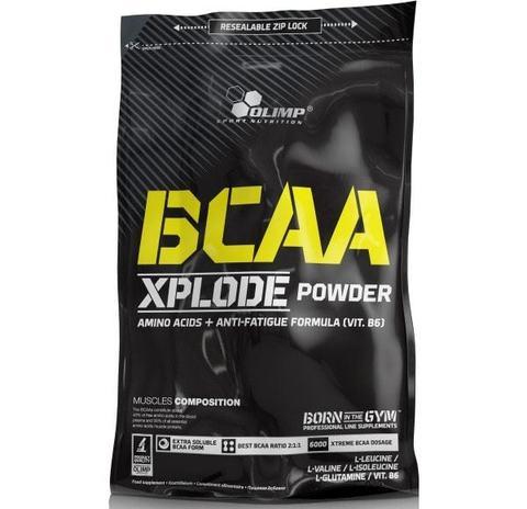 OLIMP BCAA Xplode 1000 г лимон