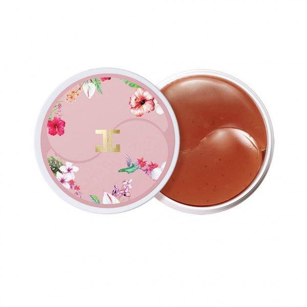 Купить патчи для век с экстрактом цветка гибискуса Roselle Tea Eye gel patch