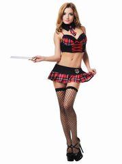 Эротичная униформа школьницы