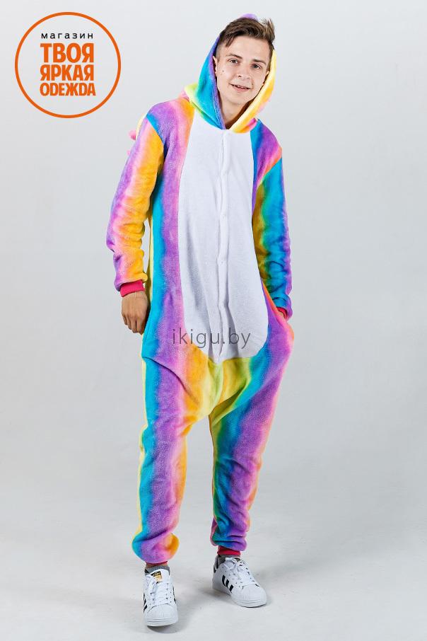 Пижамы кигуруми Радужный единорог raduga_artem.jpg