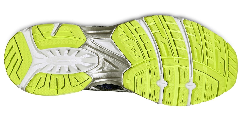 Мужские беговые кроссовки Asics Gel Trounce 3 (T5C2N 5093) темно-синие фото