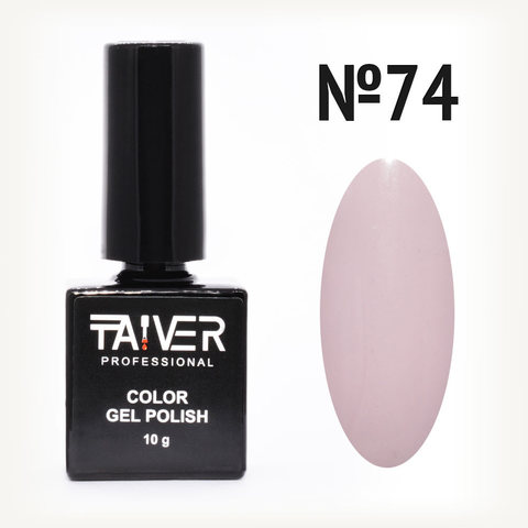 Гель-лак TAIVER 74
