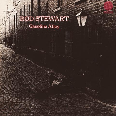 Rod Stewart / Gasoline Alley (LP)
