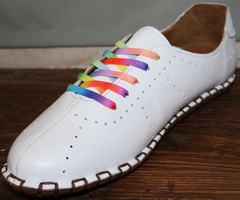 Удобные женские туфли Evromoda 19604 White