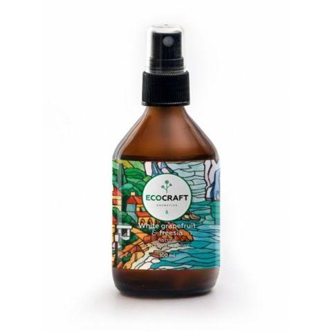 Натуральный дезодорант для тела Белый грейпфрут и фрезия, EcoCraft