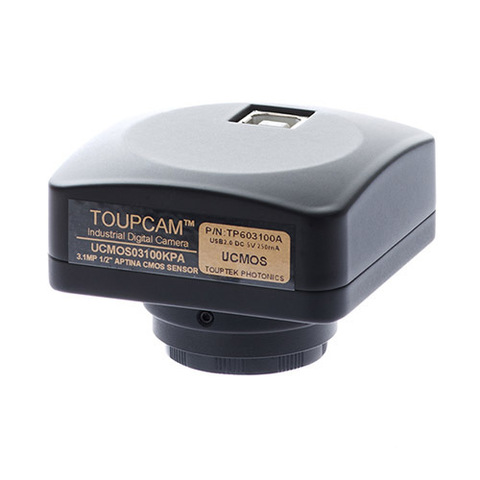 Видеоокуляр ToupCam 3.1 MP
