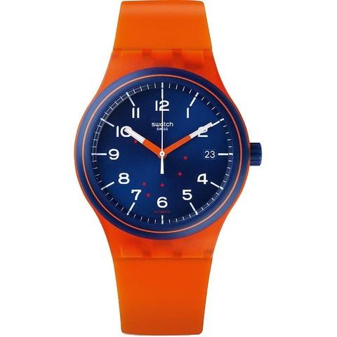 Купить Наручные часы Swatch SUTO401 SISTEM 51 по доступной цене