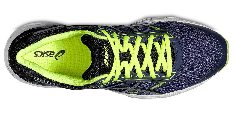 Мужские спортивные кроссовки для бега Asics Gel Trounce 3 (T5C2N 5093) темно-синие фото