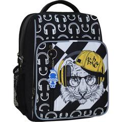 Рюкзак школьный Bagland Школьник 8 л. черный 175к (0012870)