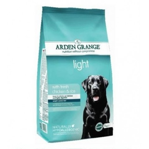 ARDEN GRANGE ADULT DOG LIGHT 15 кг