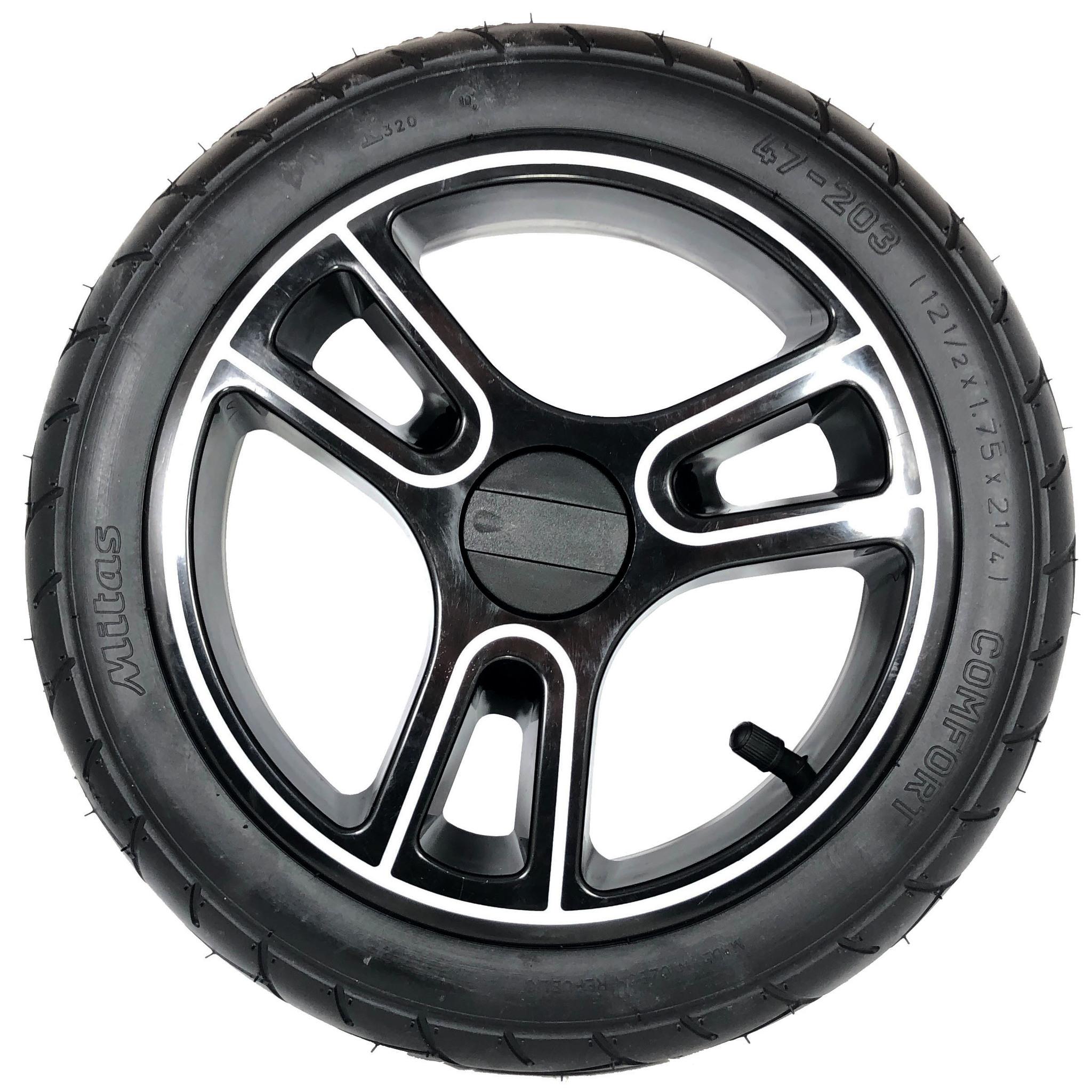 Колесо Vikalex Lazzara/Cochinella 12 1/2 x 1.75 x 2 1/4 колесо_вимкалекс_лазара_12.jpg