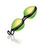 Вагинальные шарики из силикона, со смещенным центром тяжести (3,7 см.; Вес 85 гр.)