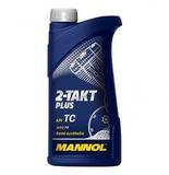 Mannol 2-Takt Plus  - Полусинтетическое моторное масло для 2-х тактных двигателей
