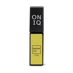 Гель-лак 112 PANTONE: Ceylon Yellow, 6 мл