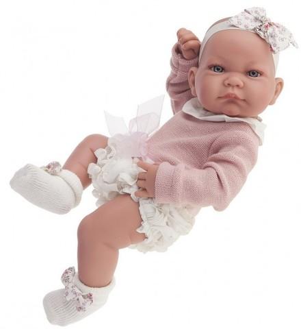 Munecas Antonio Juan Кукла-младенец Эмма, 42 см (5096W)