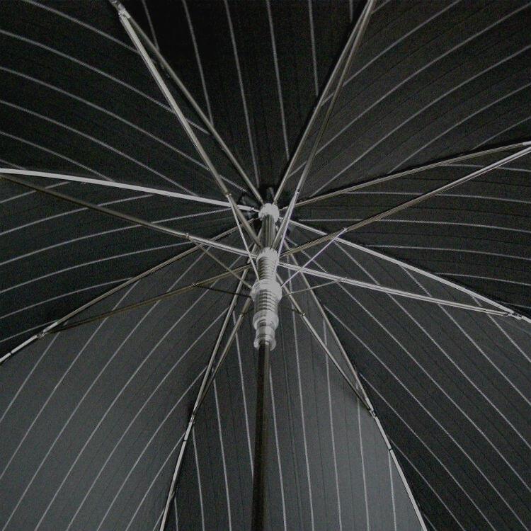 Зонт-трость Pasotti 1094-1-W- Silver Skull