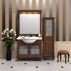Мебель для ванной Opadiris Борджи 105  107х89,5х51,6 см.