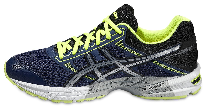 Мужская обувь для бега Asics Gel Trounce 3 (T5C2N 5093) темно-синие фото
