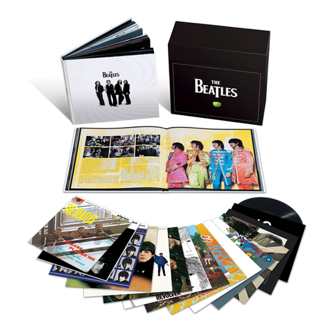The Beatles / The Beatles In Stereo (16LP)