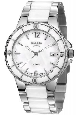 Купить Женские наручные часы Boccia Titanium 3215-01 по доступной цене