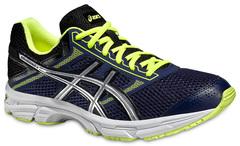 Мужские кроссовки для бега Asics Gel Trounce 3 (T5C2N 5093) темно-синие фото