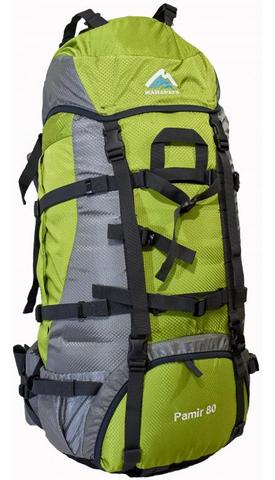 Рюкзак туристический Манарага Pamir-80 (зеленый)