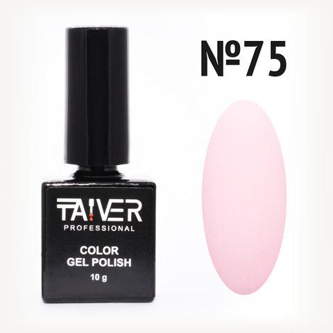 Гель-лак TAIVER 75