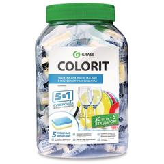 Таблетки для ПММ Colorit 5в1 35шт