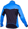 Лыжная разминочная куртка для мужчин Nordski Premium синяя