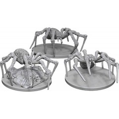 D&D Nolzur's Marvelous Unpainted Miniatures - Spiders