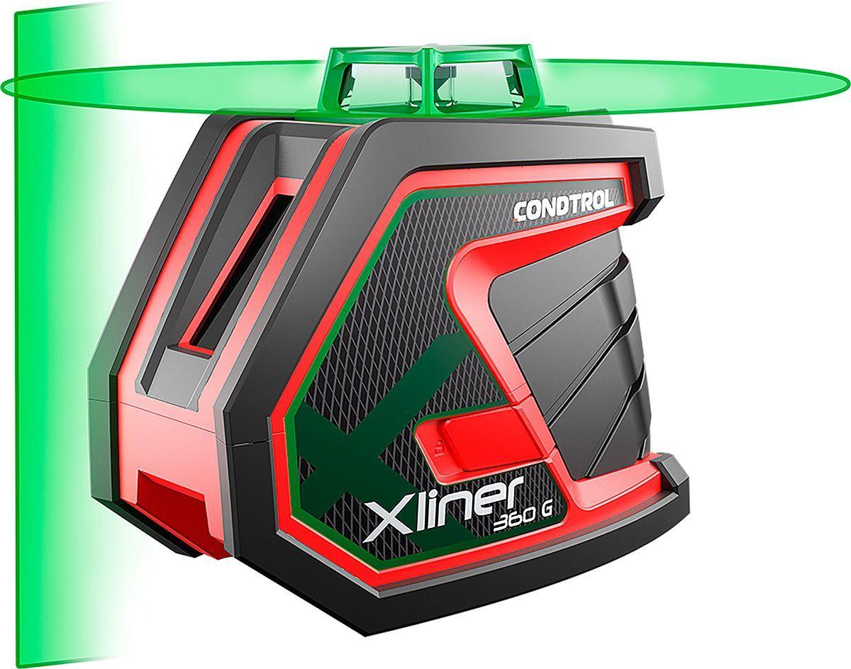 Лазерные уровни CONDTROL Лазерный нивелир CONDTROL XLiner 360 G 1027773915.jpg