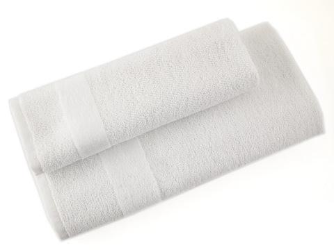Набор полотенец 2 шт Carrara Fyber белый