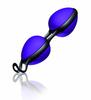 Силиконовые вагинальные шарики со смещенным центром тяжести (3,7 см.; Вес 85 гр.)