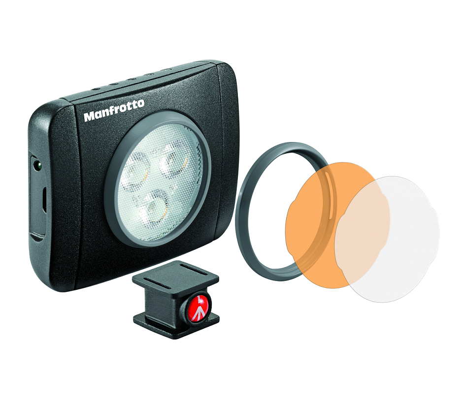 Manfrotto MLUMIEPL-BK LED Lumie Play