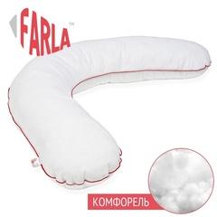 Farla. Подушка-бумеранг для беременных Care V108 с комфорелью